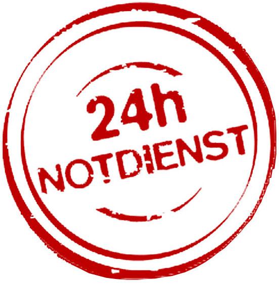 24 Stunden Notdienst Rohrfrei